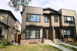 Main Photo: 516 28 Avenue NW in Calgary: Mount Pleasant Semi Detached for sale : MLS®# A1060877