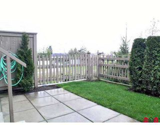 "Photo 10: 6651 203RD Street in Langley: Willoughby Heights Townhouse for sale in ""SUNSCAPE"" : MLS®# F2705634"