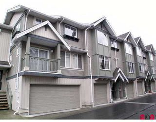 "Photo 1: 6651 203RD Street in Langley: Willoughby Heights Townhouse for sale in ""SUNSCAPE"" : MLS®# F2705634"
