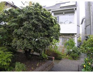Photo 1: 1946 MCNICOLL Ave in Vancouver: Kitsilano 1/2 Duplex for sale (Vancouver West)  : MLS®# V642329