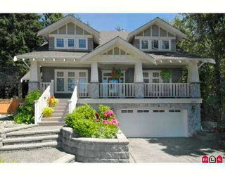 Main Photo: 12851 25TH Avenue in White_Rock: Elgin Chantrell House for sale (South Surrey White Rock)  : MLS®# F2723484