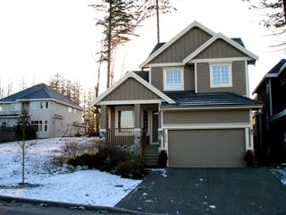 """Photo 1: 3510 154TH Street in Surrey: Morgan Creek House for sale in """"ROSEMARY HEIGHTS"""" (South Surrey White Rock)  : MLS®# F2802225"""