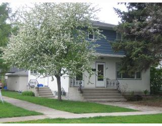 Photo 1: 54 ARNOLD Avenue in WINNIPEG: Fort Rouge / Crescentwood / Riverview Residential for sale (South Winnipeg)  : MLS®# 2809535