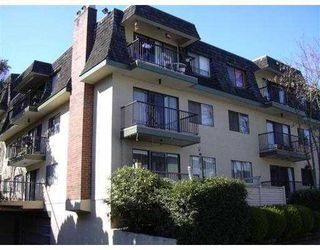 "Photo 1: 108 466 E 8TH Ave in New Westminster: Sapperton Condo for sale in ""Park Villa"" : MLS®# V629959"