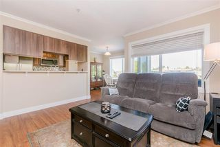 "Photo 3: 411 6359 198 Street in Langley: Willoughby Heights Condo for sale in ""The Rosewood"" : MLS®# R2388466"