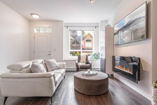 """Photo 3: 13 3395 GALLOWAY Avenue in Coquitlam: Burke Mountain Townhouse for sale in """"WYNWOOD"""" : MLS®# R2453479"""