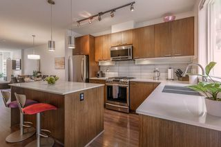 """Photo 9: 13 3395 GALLOWAY Avenue in Coquitlam: Burke Mountain Townhouse for sale in """"WYNWOOD"""" : MLS®# R2453479"""