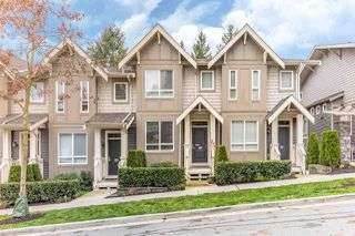 """Photo 1: 13 3395 GALLOWAY Avenue in Coquitlam: Burke Mountain Townhouse for sale in """"WYNWOOD"""" : MLS®# R2453479"""