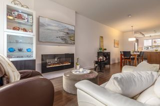 """Photo 2: 13 3395 GALLOWAY Avenue in Coquitlam: Burke Mountain Townhouse for sale in """"WYNWOOD"""" : MLS®# R2453479"""