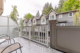 """Photo 19: 13 3395 GALLOWAY Avenue in Coquitlam: Burke Mountain Townhouse for sale in """"WYNWOOD"""" : MLS®# R2453479"""