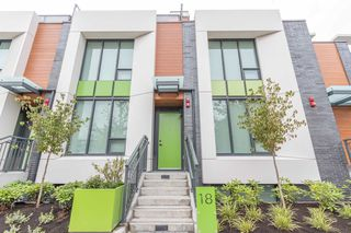 Photo 1: 18 3483 ROSS Drive in Vancouver: University VW Townhouse for sale (Vancouver West)  : MLS®# R2476059