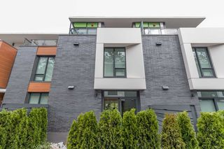 Photo 3: 18 3483 ROSS Drive in Vancouver: University VW Townhouse for sale (Vancouver West)  : MLS®# R2476059