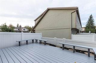 Photo 32: 761 VILLAGE Drive: Sherwood Park Townhouse for sale : MLS®# E4217330