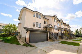 Photo 1: 15 225 BLACKBURN Drive E in Edmonton: Zone 55 Townhouse for sale : MLS®# E4218357