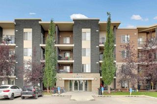 Photo 1: 112 11803 22 Avenue in Edmonton: Zone 55 Condo for sale : MLS®# E4221521