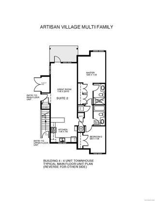 Photo 4: 103 9880 Napier Pl in : Du Chemainus Row/Townhouse for sale (Duncan)  : MLS®# 861494