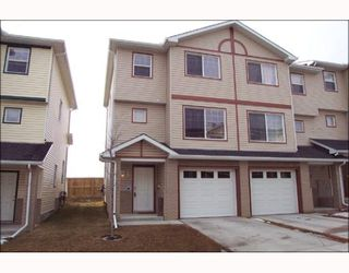 Photo 1:  in CALGARY: West Dover Townhouse for sale (Calgary)  : MLS®# C3257092