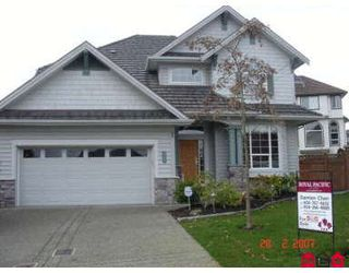 Photo 1: 15608 33A AV in Surrey: Morgan Creek House for sale (White Rock & District)  : MLS®# F2704915