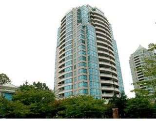 "Photo 1: 1104 - 6611 Southoaks in Burnaby: Highgate Condo  in ""GEMENI I"" (Burnaby South)"
