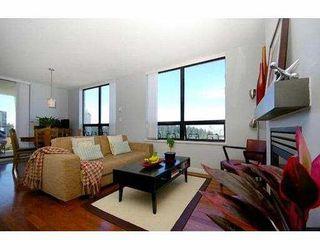 "Photo 3: 1605 4333 CENTRAL Boulevard in Burnaby: Metrotown Condo for sale in ""THE PRESIDIA"" (Burnaby South)  : MLS®# V663478"