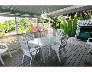 Photo 9: 12211 MAKINSON Street in Maple_Ridge: Northwest Maple Ridge House for sale (Maple Ridge)  : MLS®# V664908