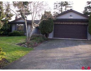 Photo 1: 12466 78A Ave in Surrey: West Newton House for sale : MLS®# F2704033