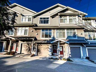 "Photo 1: 150 20449 66 Avenue in Langley: Willoughby Heights Townhouse for sale in ""NATURES LANDING"" : MLS®# R2422981"
