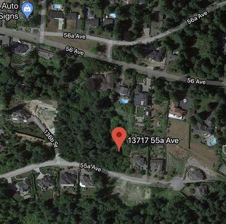 Main Photo: 13717 55A Avenue in Surrey: Panorama Ridge Land for sale : MLS®# R2457767