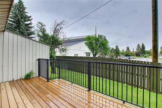 Photo 26: 1 195 MANORA Place NE in Calgary: Marlborough Park Row/Townhouse for sale : MLS®# C4304842