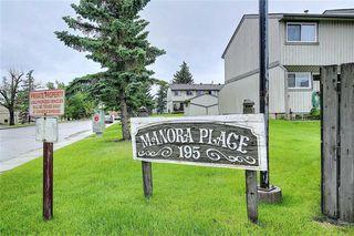 Photo 1: 1 195 MANORA Place NE in Calgary: Marlborough Park Row/Townhouse for sale : MLS®# C4304842