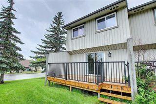 Photo 28: 1 195 MANORA Place NE in Calgary: Marlborough Park Row/Townhouse for sale : MLS®# C4304842