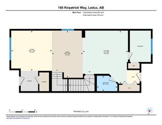 Photo 31: 166 KIRPATRICK Way: Leduc House for sale : MLS®# E4210004