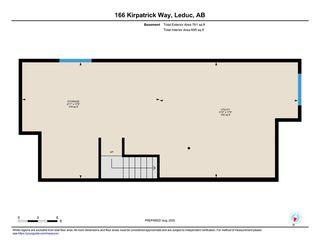 Photo 33: 166 KIRPATRICK Way: Leduc House for sale : MLS®# E4210004