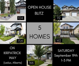 Photo 34: 166 KIRPATRICK Way: Leduc House for sale : MLS®# E4210004