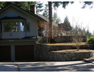 Photo 3: 4720 WOODLEY DR in West Vancouver: Cypress Park Estates House for sale ()  : MLS®# V812473