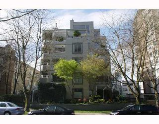 "Main Photo: 401 1220 BARCLAY Street in Vancouver: West End VW Condo for sale in ""KENWOOD COURT"" (Vancouver West)  : MLS®# V675894"