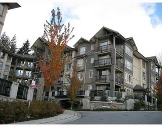 "Photo 1: 209 2969 WHISPER Way in Coquitlam: Westwood Plateau Condo for sale in ""SUMMERLIN AT SILVER SPRINGS"" : MLS®# V676832"
