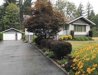 Photo 1: 23297 46 Avenue in Langley: Salmon River House for sale : MLS®# R2404078