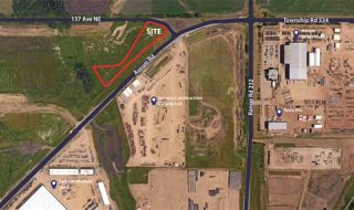 Main Photo: 2808 AURUM Road in Edmonton: Zone 43 Land Commercial for sale : MLS®# E4184378