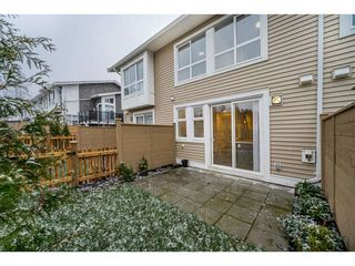 "Photo 20: 69 24108 104 Avenue in Maple Ridge: Albion Townhouse for sale in ""Ridgemont"" : MLS®# R2436603"