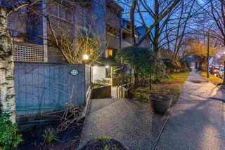 Photo 1: 304 2173 W 6TH AVENUE in Vancouver: Kitsilano Condo for sale (Vancouver West)  : MLS®# R2431323