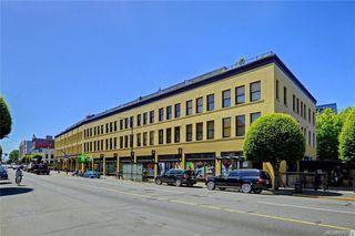 Photo 1: 223 599 Pandora Ave in : Vi Downtown Condo for sale (Victoria)  : MLS®# 856295