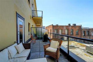 Photo 6: 223 599 Pandora Ave in : Vi Downtown Condo for sale (Victoria)  : MLS®# 856295
