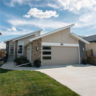 Photo 1: 201 Ravensden Drive in Winnipeg: River Park South Residential for sale (2F)  : MLS®# 202022749