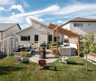 Photo 23: 201 Ravensden Drive in Winnipeg: River Park South Residential for sale (2F)  : MLS®# 202022749