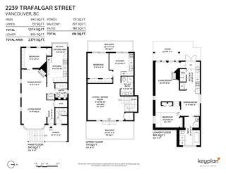 Photo 40: 2239 TRAFALGAR Street in Vancouver: Kitsilano House for sale (Vancouver West)  : MLS®# R2504607