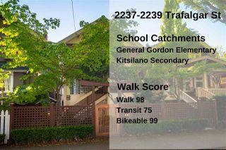 Photo 39: 2239 TRAFALGAR Street in Vancouver: Kitsilano House for sale (Vancouver West)  : MLS®# R2504607
