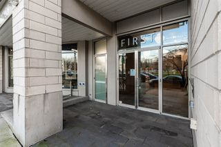 """Main Photo: 501 1808 W 1ST Avenue in Vancouver: Kitsilano Condo for sale in """"First on First"""" (Vancouver West)  : MLS®# R2527918"""