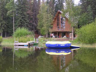 Photo 1: 9200 Knouff Lake Road in Kamloops: House for sale (FVREB Out of Town)  : MLS®# 87362