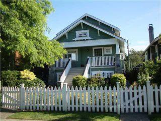 Photo 1: 3008 W 5TH AV in Vancouver: Kitsilano Condo for sale (Vancouver West)  : MLS®# V903583
